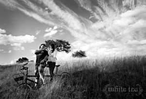 Aoife & Thady - engagement photography in Phoenix Park